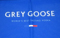 TABLECLOTH - GREY GOOSE VODKA - NEW in Elgin, Illinois