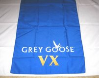 TABLECLOTH - GREY GOOSE VX - NEW in Elgin, Illinois