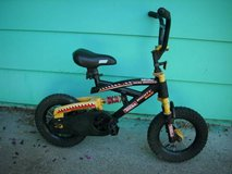 Tonka bicycle in Fort Lewis, Washington
