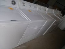 Selection of Washers and Dryers in Fort Rucker, Alabama