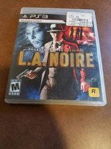 L.A. Noire (Sony PlayStation 3, 2011) in Fort Campbell, Kentucky