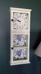 Updated Clock with Shelf in Naperville, Illinois