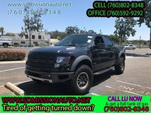 2011 Ford F-150 SVT Raptor Ask for Louis (760) 802-8348 in Camp Pendleton, California