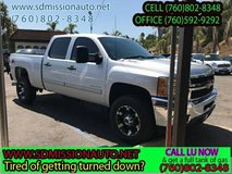 2013 Chevy Silverado 2500HD LT Diesel 4x4 Ask for Louis (760) 802-8348 in Camp Pendleton, California