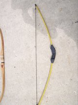 barnett lil' sioux bow yellow and black recurve preowned in Orland Park, Illinois