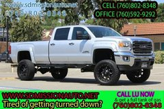 2015 GMC Sierra 2500HD Base Ask for Louis (760) 802-8348 in Camp Pendleton, California