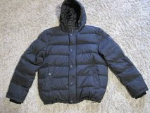 Guess Black Down Winter Puffer Coat in Fort Lewis, Washington
