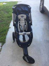 Chicco Activ 3 jogging stroller in Camp Pendleton, California