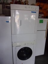 Frigidaire Stackabout Washer and Dryer Set in Fort Riley, Kansas