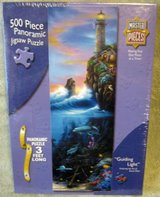 500 Piece Jigsaw Puzzle - Lighthouse in Naperville, Illinois