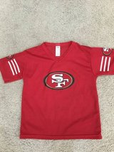 SF 49ers Youth Jersey in Travis AFB, California