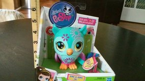 LITTLEST PET SHOP SING-A-SONG OWL NEW in Lockport, Illinois