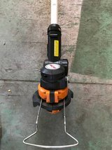 WORX string trimmer with two 32 volt batteries and charger in Fort Hood, Texas