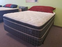 "BRAND NEW🌟🌟 16"" THICK Queen ""Amesbury"" Pillowtop Mattress in Glendale Heights, Illinois"
