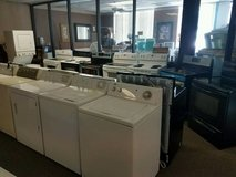 Washers, dryers, stoves & refrigerators in Beaufort, South Carolina