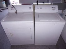 Whirlpool Matching Washer and Dryer Set in Fort Riley, Kansas
