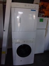Frigidaire Stackable Washer and Dryer Combo in Fort Riley, Kansas