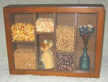 SHADOW BOX WITH FARM/COUNTRY THEME in Elgin, Illinois
