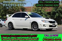 2014 Subaru Impreza WRX STl Limited Ask for Louis (760)802-8348 in Camp Pendleton, California