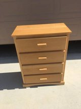 Chest of Drawers in Travis AFB, California
