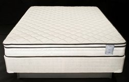 "IN STOCK NOW! New Full Size ""Corona"" Mattress Set in Beaufort, South Carolina"