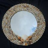 New Arrival - Shell Mirrors in Beaufort, South Carolina