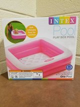 Intex Inflatable 15 Gallon Kids Baby Pool, Pink (T=24) in Fort Campbell, Kentucky