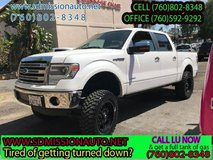 2013 Ford F-150 Lariat Ask for Louis (760) 802-8348 in Camp Pendleton, California