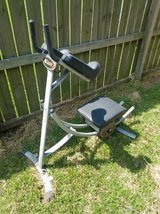 AbCoaster work out machine in Pasadena, Texas