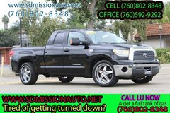 2007 Toyota Tundra SR5 Ask for louis (760) 802-8348 in Camp Pendleton, California