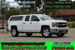 2014 Chevrolet Silverado 1500 LT Z71 4x4 Ask for Louis (760) 802-8348 in Camp Pendleton, California