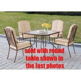 Ashwood Heights Outdoor Patio Set - NEW! in Naperville, Illinois