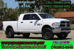 2013 Ram Ram Pickup 2500 SLT 4x4 Ask for Louis (760) 802-8348 in Camp Pendleton, California