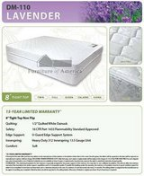 "New Twin Size  8"" Mattress FREE DELIVERY in Camp Pendleton, California"