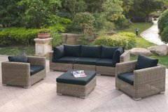 New Sofa and Ottoman Outdoor Set Patio FREE DELIVERY in Camp Pendleton, California