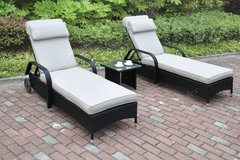 Patio Outdoor Furniture Lounge Chair FREE DELIVERY in Camp Pendleton, California
