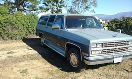 1988 Chevy GMC/Suburban in Camp Pendleton, California