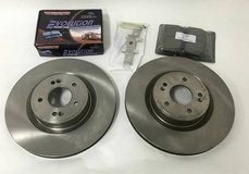 Power Stop JBR1529 Front Rotors & Pads Set for Hyundai Genesis Coupe in Naperville, Illinois