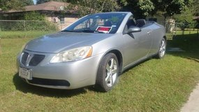 2007 Pontiac G6 GT Convertible (low mileage) in Cleveland, Texas