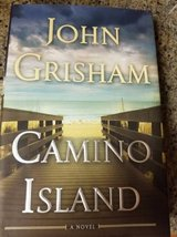 John Grisham Camino Island 2017 in Camp Pendleton, California