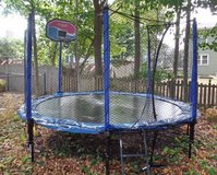 JumpSport 14' Trampoline with Enclosure in Naperville, Illinois