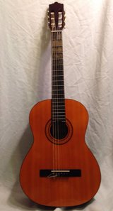 Carlo Robelli Classical Guitar + Gig Bag by Guitar Research - Good Condition in Pearland, Texas