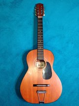 Gremlin G10s Vintage Early 90s Acoustic Guitar. Cool Little Slide Guitar. in Pearland, Texas