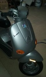 2001 Vespa ET4 Scooter in Las Cruces, New Mexico