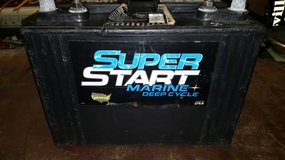 Super Start Marine Deep Cycle Battery in Hopkinsville, Kentucky