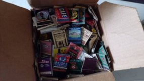 Lot of Old Matchbook Folders $.25 each in Orland Park, Illinois