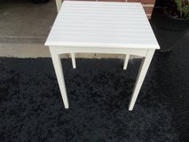 side table - delivery available in St. Charles, Illinois