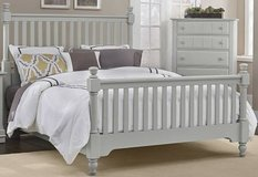 New Arrival - Cottage Grey King Bedroom Group in Beaufort, South Carolina