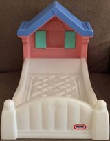 Little Tikes Storybook Cottage Doll Bed Fits American Girl Dolls in Westmont, Illinois