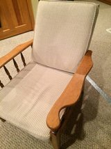 Antique Wooden Chair in Naperville, Illinois